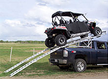 Quad & Snowmobile Loading Ramps